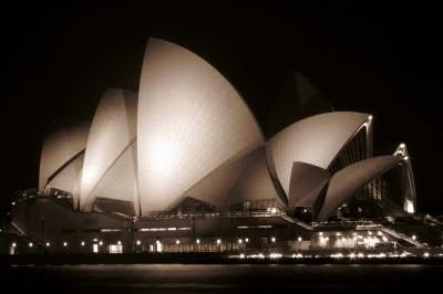Featured Photo: Sydney Opera House at Night