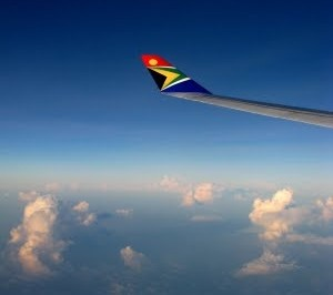 Featured Photo: A View from the Sky over South Africa