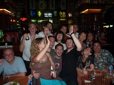 A List of Great People in Bangkok