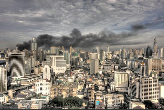 Military Crackdown in Bangkok – May 19