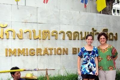 Visiting Refugees in Bangkok's Immigration Detention Center