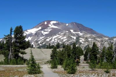 Birthday Mountain 2010: South Sister, Oregon