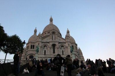 An Afternoon in Paris' Montmartre