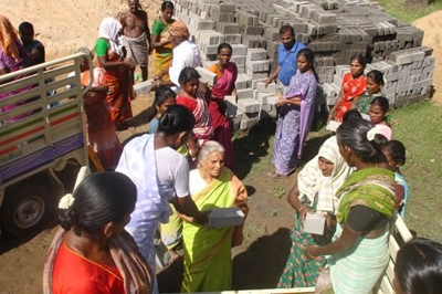 Passports with Purpose 2010: Help Build a Village in India