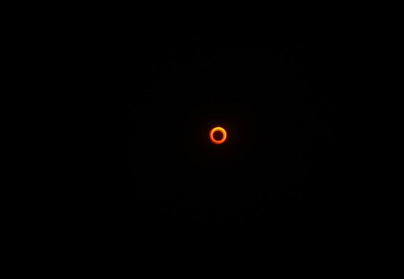 A Solar Eclipse in Burma