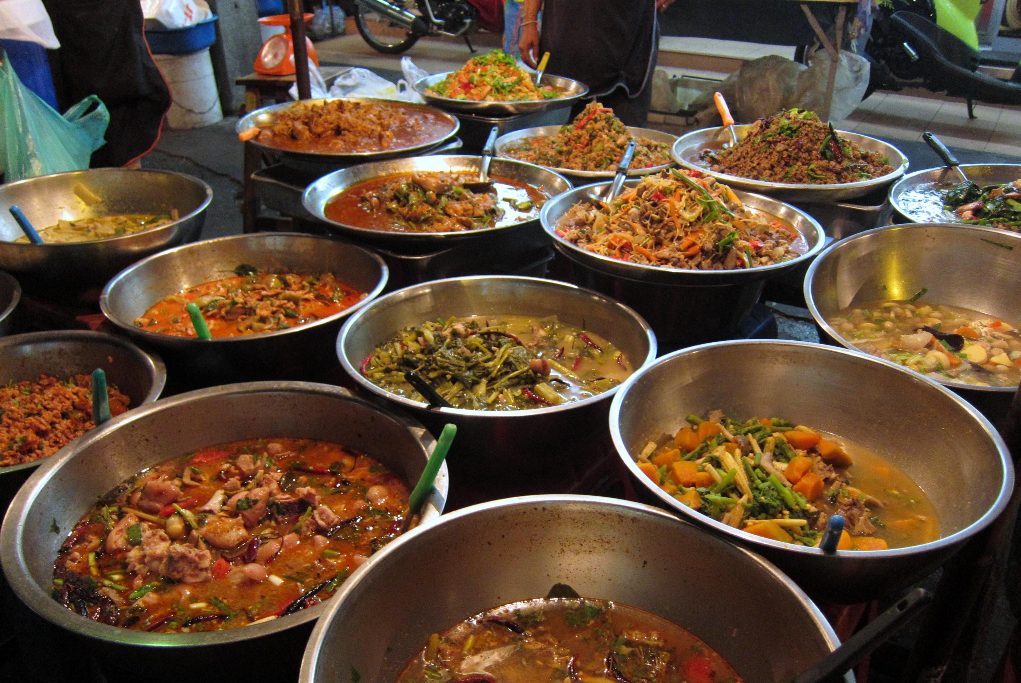 Thai Food Near Here