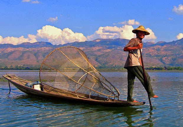 Best of Burma: Photography and Memories from Inle Lake