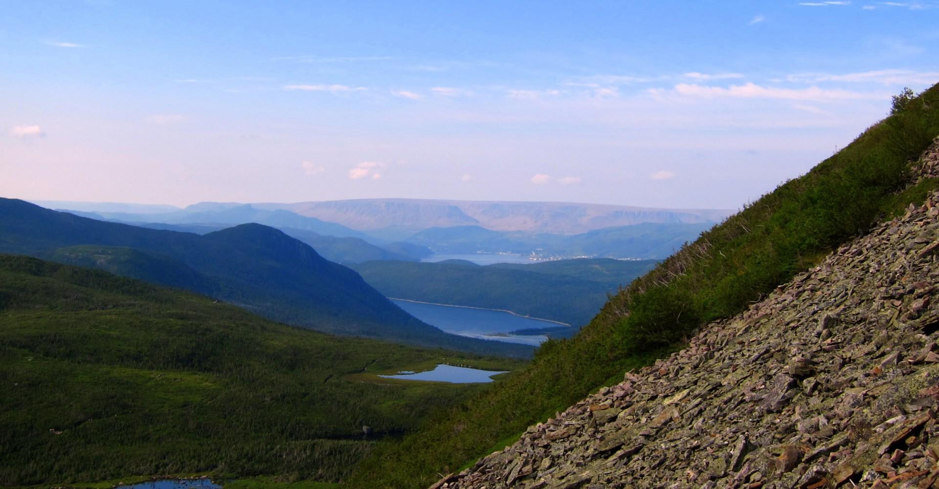 Birthday Mountain 2011: Climbing Gros Morne in Newfoundland
