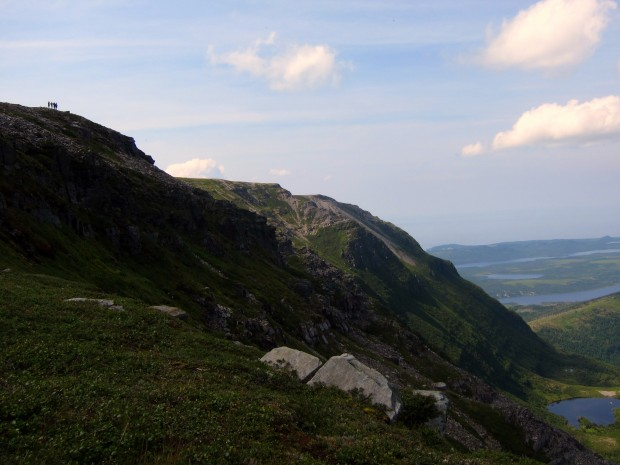 Summit of Gros Morne, Newfoundland