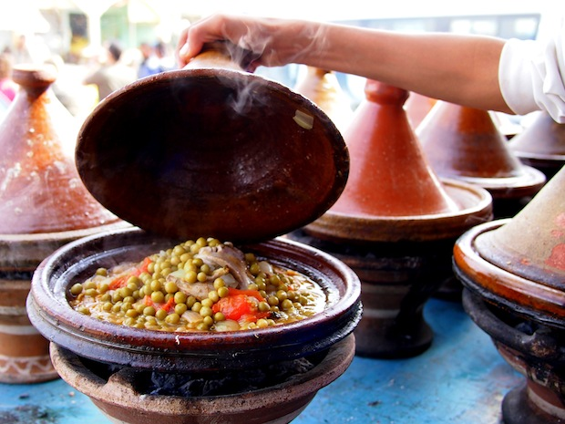 It's Always Tagine O'Clock in Morocco