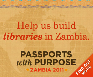 Passports with Purpose 2011 - Zambia