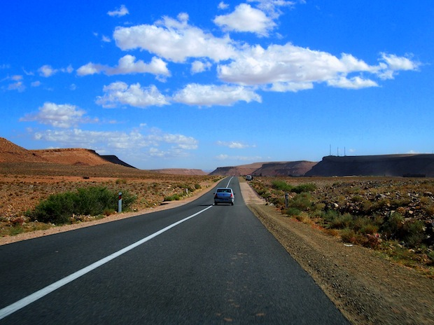 Decoding the Insanity of Driving in Morocco