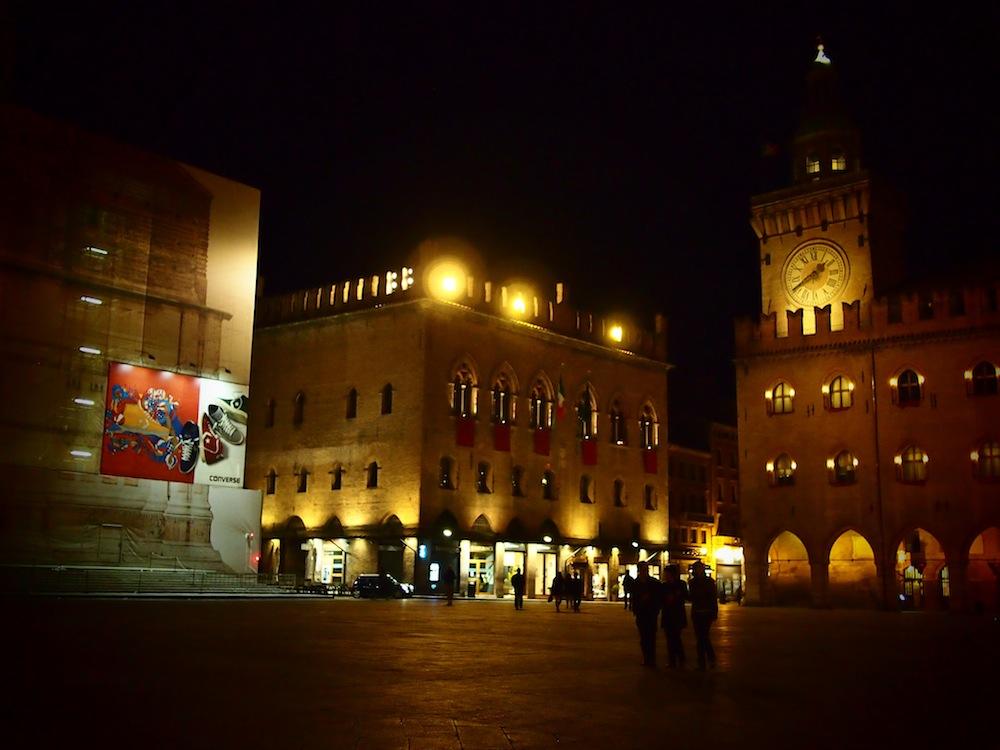Bologna in a Blur
