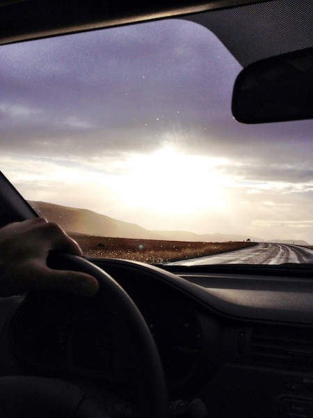 Beautiful drive around the Golden Circle in Iceland