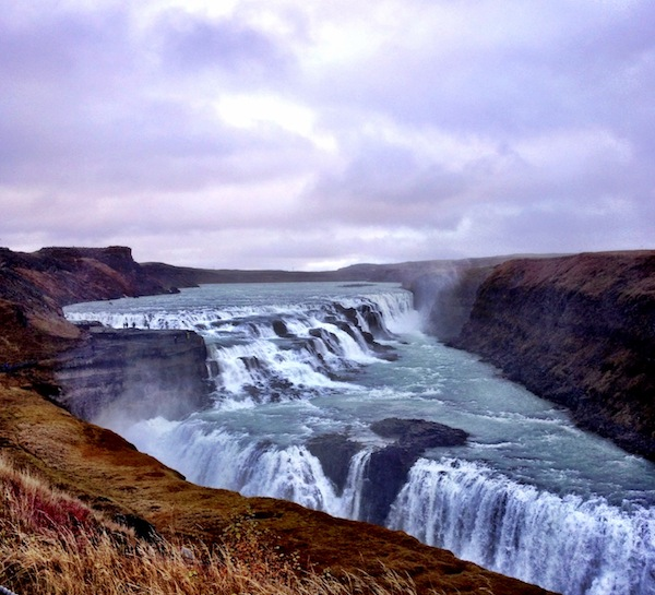 Photos from Iceland: Gullfoss and the Golden Circle Drive