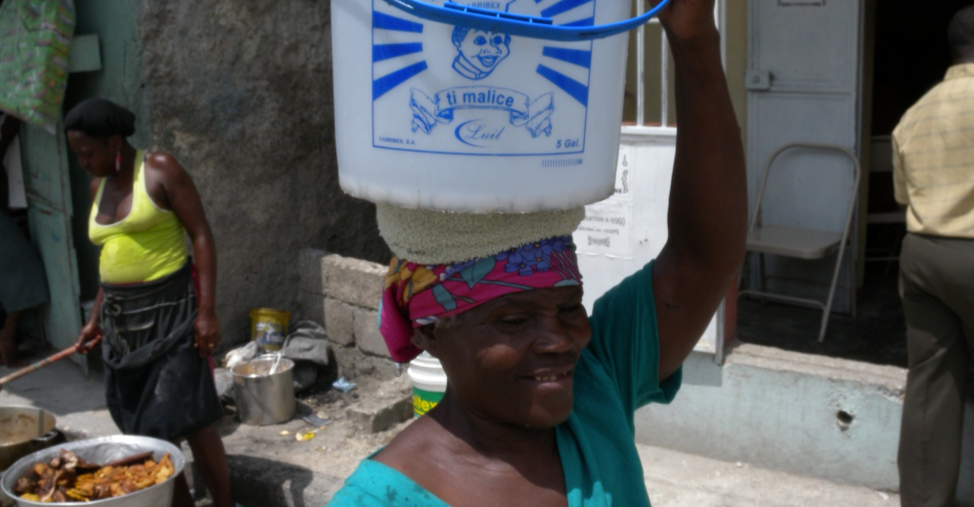 Passports with Purpose 2012: Help Build Clean Water Wells in Haiti
