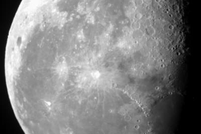 Moon over San Pedro de Atacama