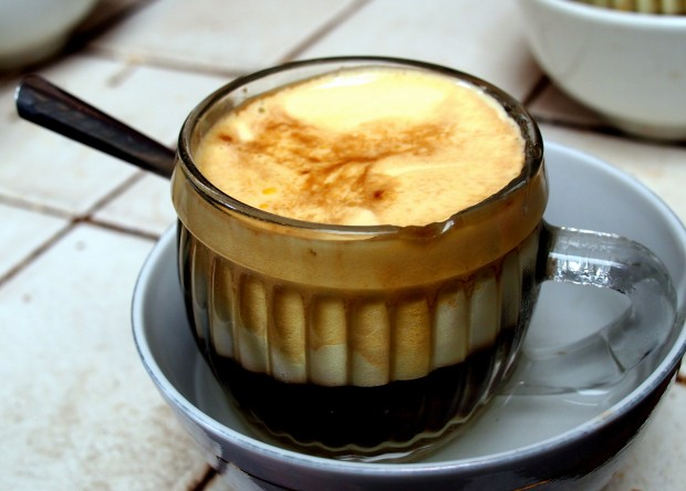 Egg Coffee Hanoi